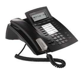 AGFEO ST22 Systemtelefon UP0/S0 schwarz