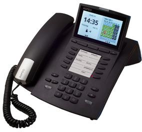 AGFEO ST45 Systemtelefon UP0/S0 schwarz