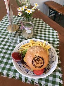 Anwendungsbeispiel Burger