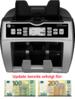 Geldscheinzähler und -prüfer CCE 3060 - klein