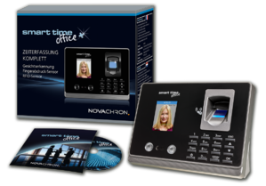 Smart Time Office NTB870 Komplettpaket