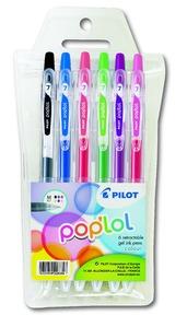 Poplol 6er Set Color