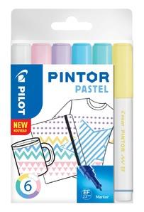 Pintor EF 6er Set Pastel