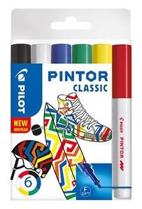 Pintor F  6er Set Klassik