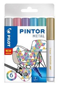 Pintor F 6er Set Metallic