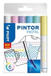 Pintor F 6er Set Pastel
