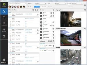 Agfeo Dashboard CTI Software