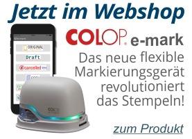 Der neue COLOP e-mark