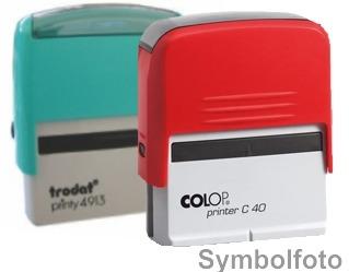Printy 4913 und Printer C 40