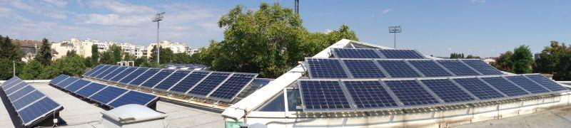 Photovoltaik im Jahr 2013