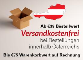 Versandkostenfrei ab EUR 29,-